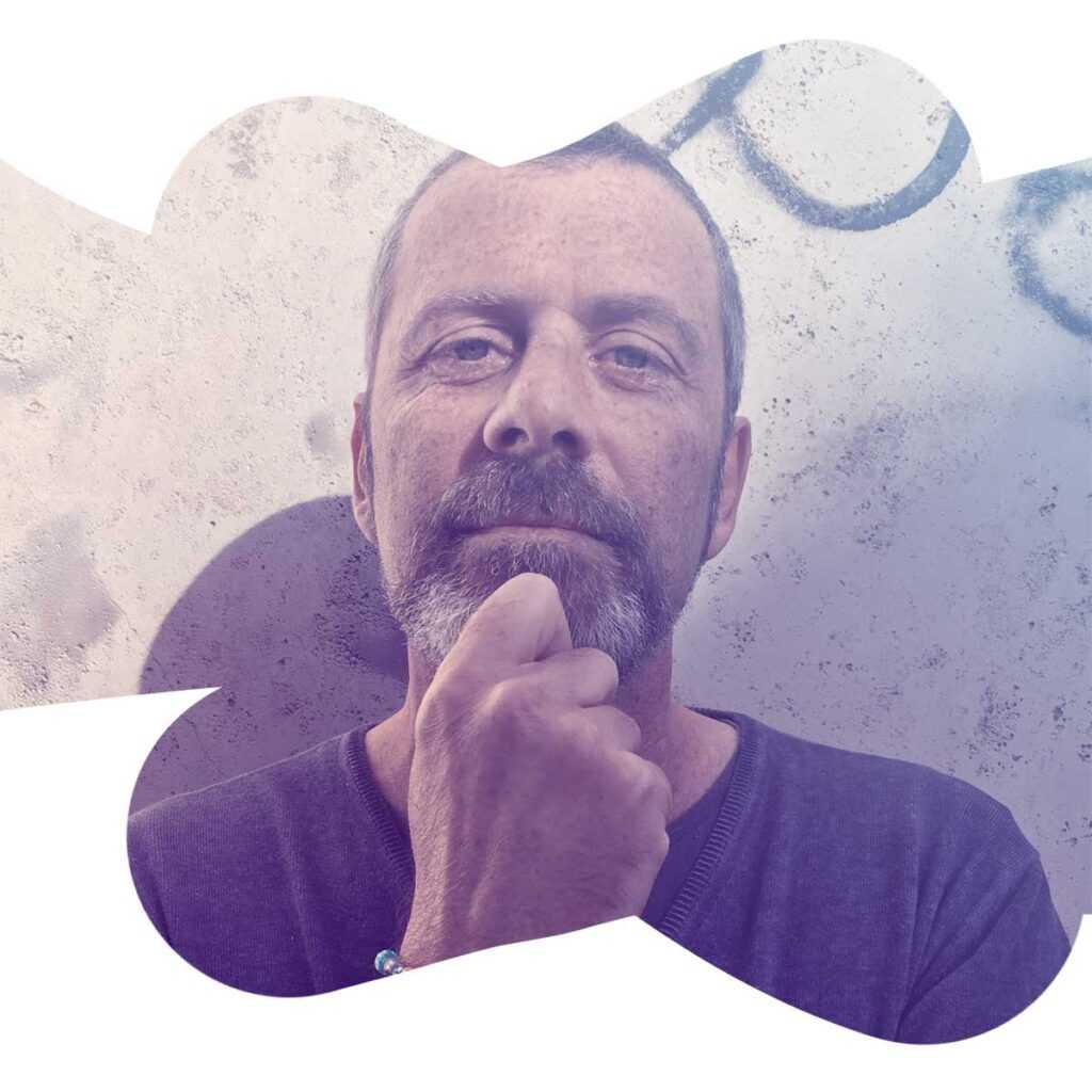 Fotografia di Maurizio Riccomagno Web Designer